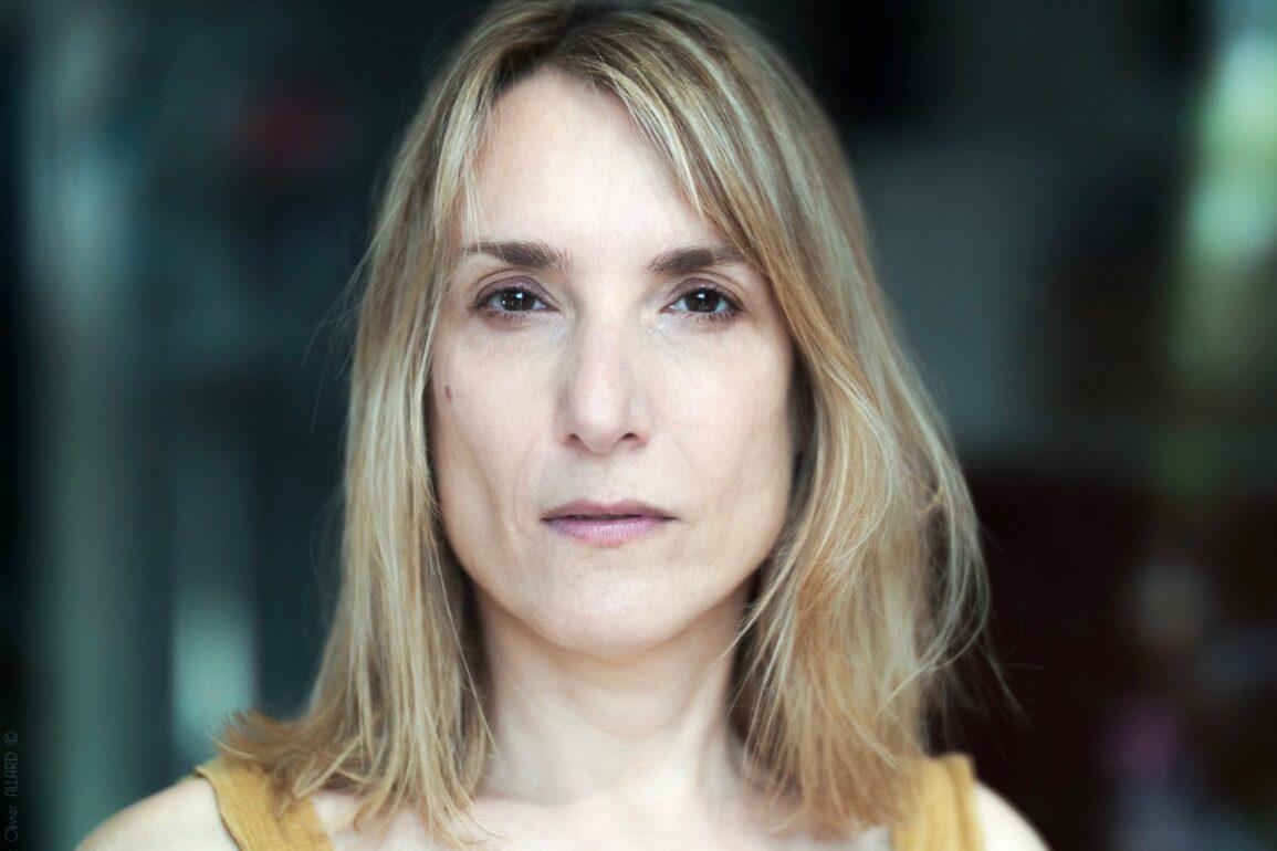 Sandrine Cohen, comédienne